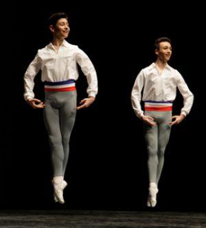 Maestros de Ballet Clásico