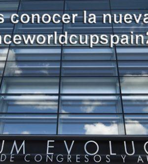 Instalaciones Dance Worldcup Spain 2017 – Fórum Evolución Burgos