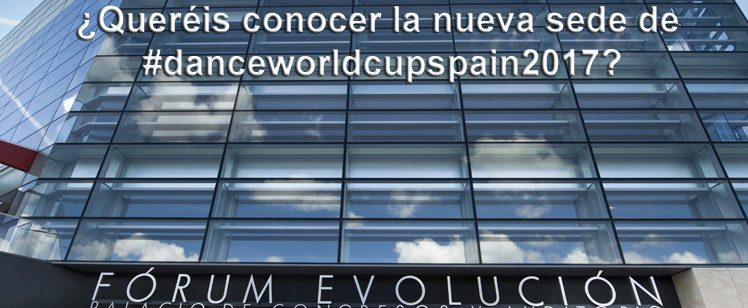 Instalaciones Dance Worldcup Spain 2017 – Fórum Evolución Burgos